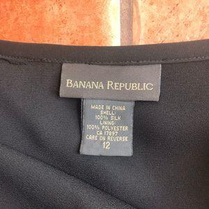 Banana Republic Skirts - Banana Republic Silk Slit Sides Tie Maxi Skirt 12